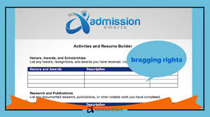 How To List Honors And Awards On Resume Admission Smarts College Admission
