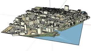 sketchup skp gis city of cambridge massachusetts
