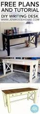 Easy Woodworking Projects Free Plans by 81 Best Home Office Images On Pinterest Diy Desk Furniture