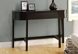 48 inch console table amazon com monarch specialties accent console table 48 inch
