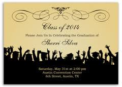 senior graduation announcement templates free graduation invitations announcements diy templates