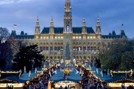 christmas is amazing in vienna