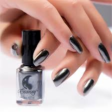 online get cheap silver nail polish aliexpress com alibaba group