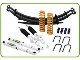 ironman 4x4 suspension kit 45mm lift constant load and gas shocks