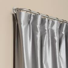 curtains double curtain rods target curtain rods target