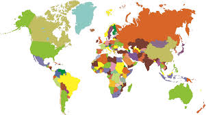 World Maps With Countries by World Map With Countries Clipart Free Images 2 Clipartbarn
