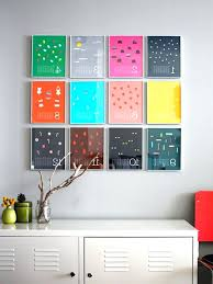42 wonderful wall gallery ideaswall decor photo frames india