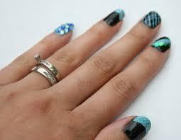 19 cute nail designs with nail polish nail polish designs black