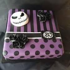 how to make nightmare before cake nightmare before