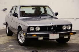 1988 bmw 528e german cars for sale blog