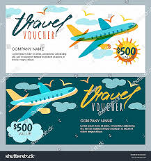 travel gift certificates certificate template travel voucher gift certificate template