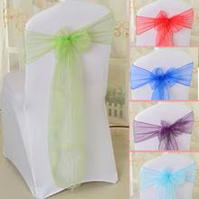 organza sashes popular white organza chair sashes buy cheap white organza chair