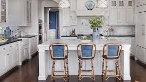 white interior homes traditional kitchen design ideas better homes gardens