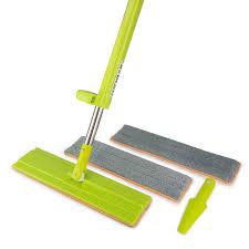 amazon com egoflex microfiber floor mop self wringing system