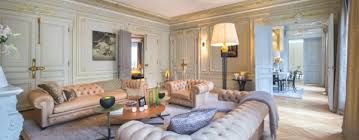 Timeless Parisian Chic Luxury Apartment Design  Adorable Home - Luxury apartment design