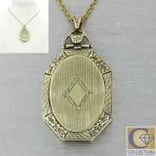 monogrammed locket shop monogram locket necklace on wanelo