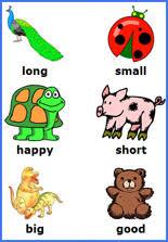 free printable opposite games free printable preschool worksheets