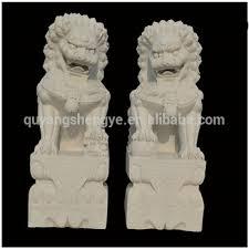 foo lion statue guardian lion foo lion statue buy antique