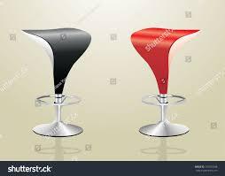 martini bar furniture bar stools stock vector 197376398 shutterstock