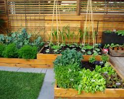 fancy small garden decor for small kitchen garden home inspiring