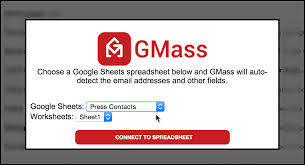 How To Make A Spreadsheet On Google How To Send A Mail Merge With Google Sheets