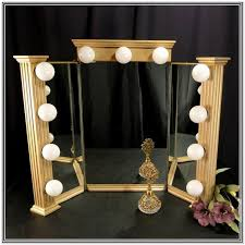 professional makeup lights professional vanity mirror with lights home design plan