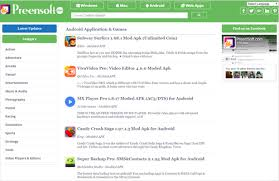 review top 5 website for modded apk modded with - Apk Site