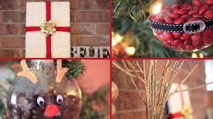 4 easy christmas diys u0026 gift ideas laurdiy youtube