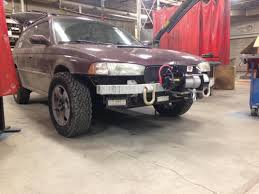 2005 subaru legacy custom custom bumper and lifted 1999 subaru outback subaru outback forums