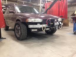 custom subaru legacy wagon custom bumper and lifted 1999 subaru outback subaru outback forums