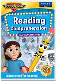 amazon com phonics 4 dvd set by rock u0027n learn complete phonics