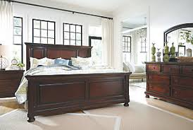 King Bedroom Sets On Sale by Porter Ashley Furniture Homestore