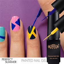 aliexpress com buy perfect summer painted dotting nail gel