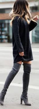 womens thigh high boots australia best 25 grey knee high boots ideas on knee high boots