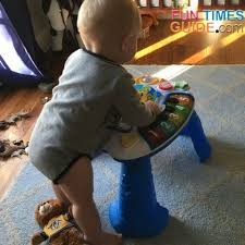 baby standing table toy the baby einstein discovering music activity table gives babies who