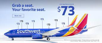 Southwest Sale | southwest fare sale flights starting at 73 deals we like