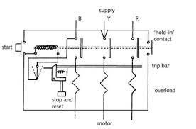 cr4 thread motor starter