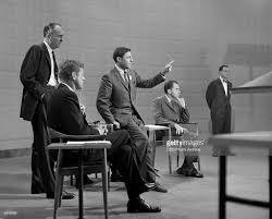 26 sep us u0027s first ever televised debate between kennedy and nixon