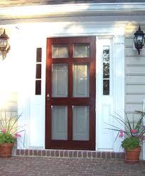 home depot black friday storm door solid wood screen and storm doors vintage doors yesteryear u0027s