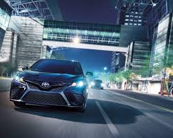 toyota new vandermeer toyota the redesigned legendary 2018 camry
