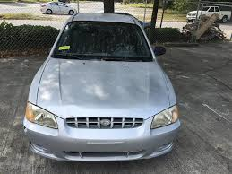 hyundai accent 2001 for sale 2001 hyundai accent gl for sale 499