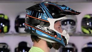 scorpion motocross helmets scorpion vx 35 helmet review at revzilla com youtube