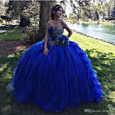 blue quinceanera dresses gown royal blue quinceanera dresses 2017 ruffles skirt