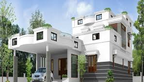 contemporary home design plans contemporary style villa plan kerala home design floor plans luxamcc