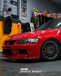 mitsubishi evo red 2006 mitsubishi lancer evolution ix mr drivetribe