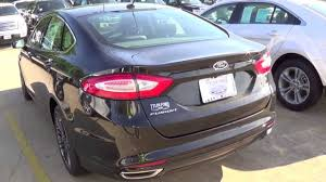 ford fusion eco boost 2013 ford fusion se 2 0t ecoboost interior exterior tour