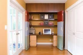 office in closet ideas shadez us office in a closet design