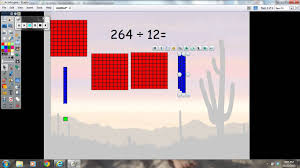 lesson 2 3 dividing with 2 digit divisor using base ten blocks