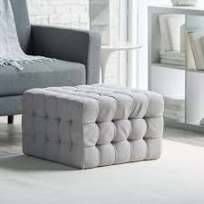 ottoman mesmerizing leather coffee table tufted storage bench