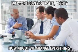 Meeting Meme - youtubes annual company meeting meme picture webfail fail